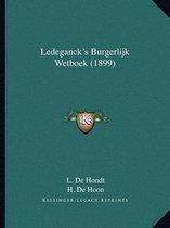 Ledeganck's Burgerlijk Wetboek (1899)