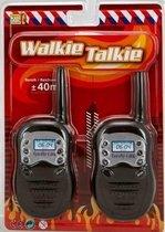 Brandweer walkie talkie speelgoed voor kinderen
