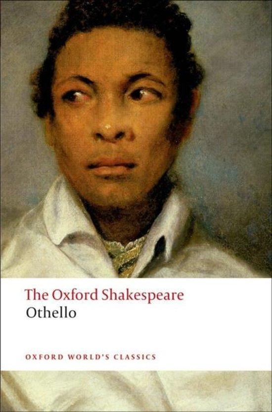 Boek cover Othello van William Shakespeare (Paperback)