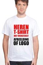 heren T-Shirt eigen design