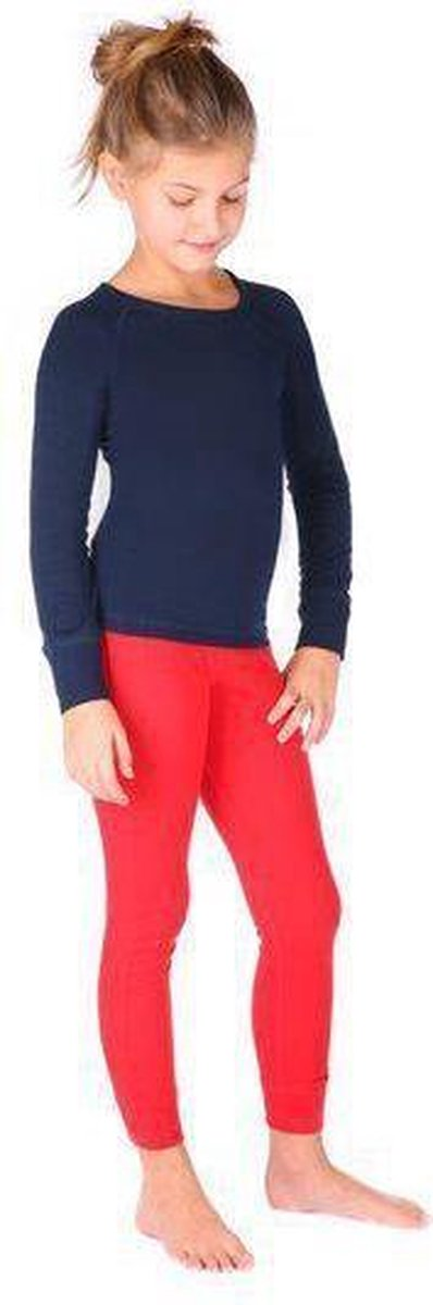 THERMO4SPORTS thermokleding - Thermoset donkerblauw-rood