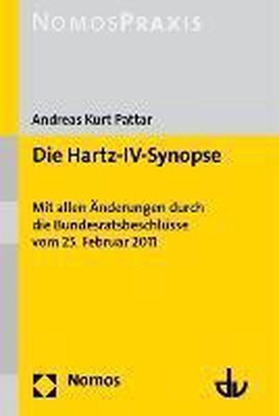 Die Hartz-IV-Synopse