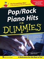 Pop/Rock Piano Hits for Dummies (Songbook)