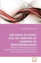 Influence of Humic Acid on Sorption of Cadmium on Montrmorillonite
