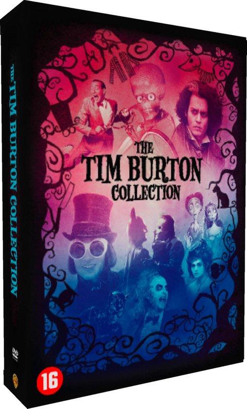 Cover van de film 'Tim Burton Collection'