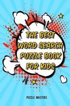 The Best Word Search Puzzle Book for Kids