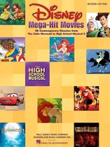 Afbeelding van Disney Mega-Hit Movies - Easy Piano (Songbook)