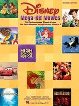 Disney Mega-Hit Movies - Easy Piano (Songbook)