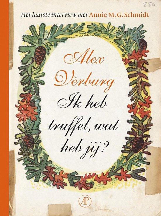 Boek cover Ik heb truffel, wat heb jij? van Alex Verburg (Onbekend)