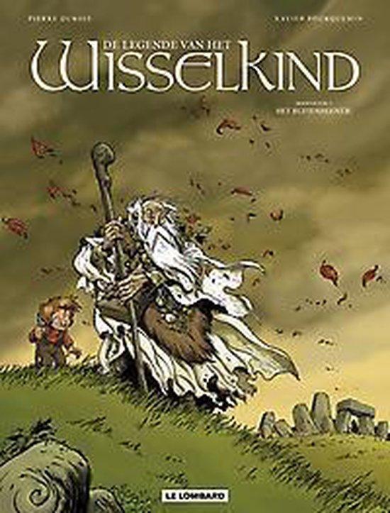 De Legende van Het Wisselkind: 001 Het buitenbeentje - Xavier Fourquemin |