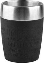 Tefal Travel Mug Thermobeker - 200 ml - RVS/Zwart
