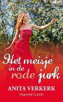 Het meisje in de rode jurk