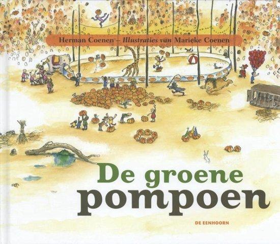 De groene pompoen - Herman Coenen |