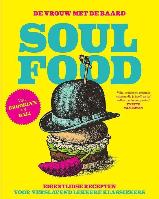 Boek cover Soul food van de Vrouw Met de Baard (Paperback)
