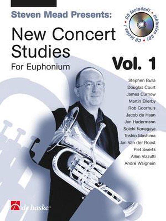 New Concert Studies for Euphonium 1 - Divers   Fthsonline.com