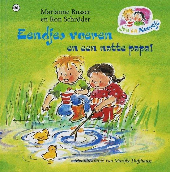 Eendjes Voeren En Een Natte Papa! - Marianne Busser |