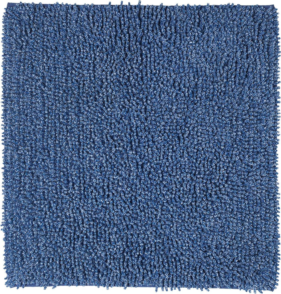 Sealskin Misto Badmat 60x60 cm - Katoen - Blauw - Sealskin
