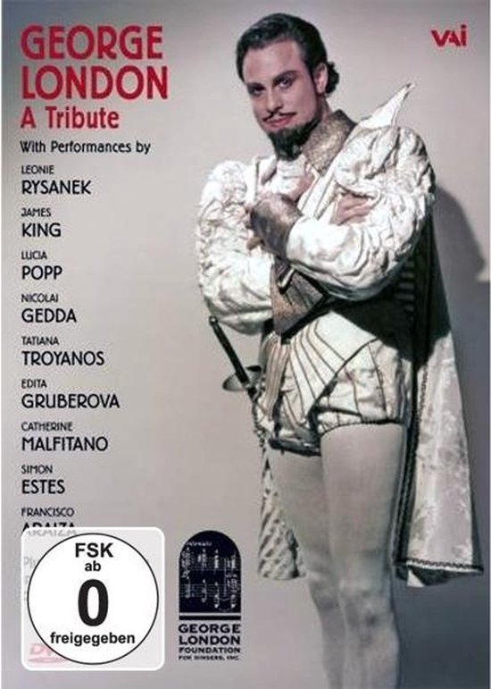 Cover van de film 'A Tribute'
