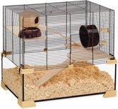Ferplast hamsterkooi karat 59,5x39x52,5 cm
