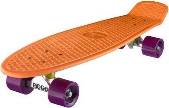Penny Skateboard Ridge Retro 27'' Skateboard Orange / Purple