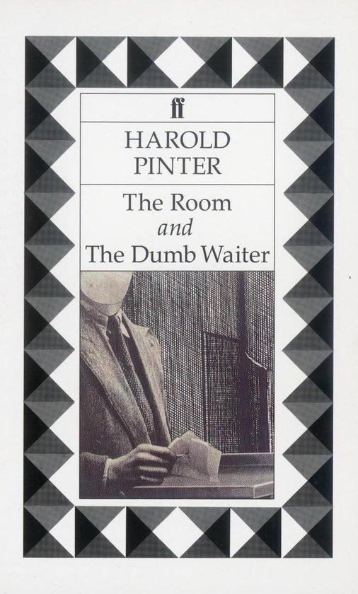 Boek cover The Room & The Dumb Waiter van Harold Pinter (Onbekend)