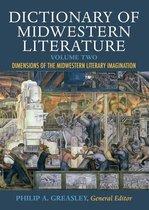 Boekomslag van 'Dictionary of Midwestern Literature, Volume 2'