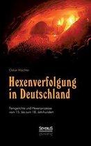 Hexenverfolgung in Deutschland