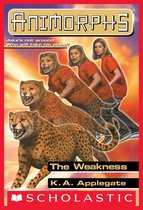 The Weakness (Animorphs #37)