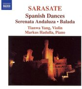 Sarasate: Music For Violin And