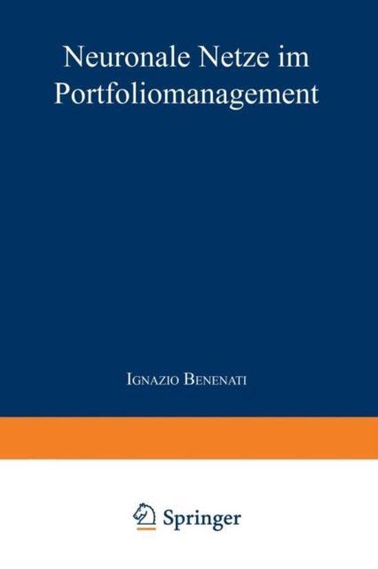 Neuronale Netze Im Portfoliomanagement