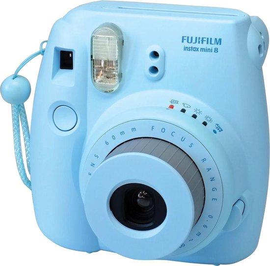 Fujifilm Instax Mini 8 - Blauw