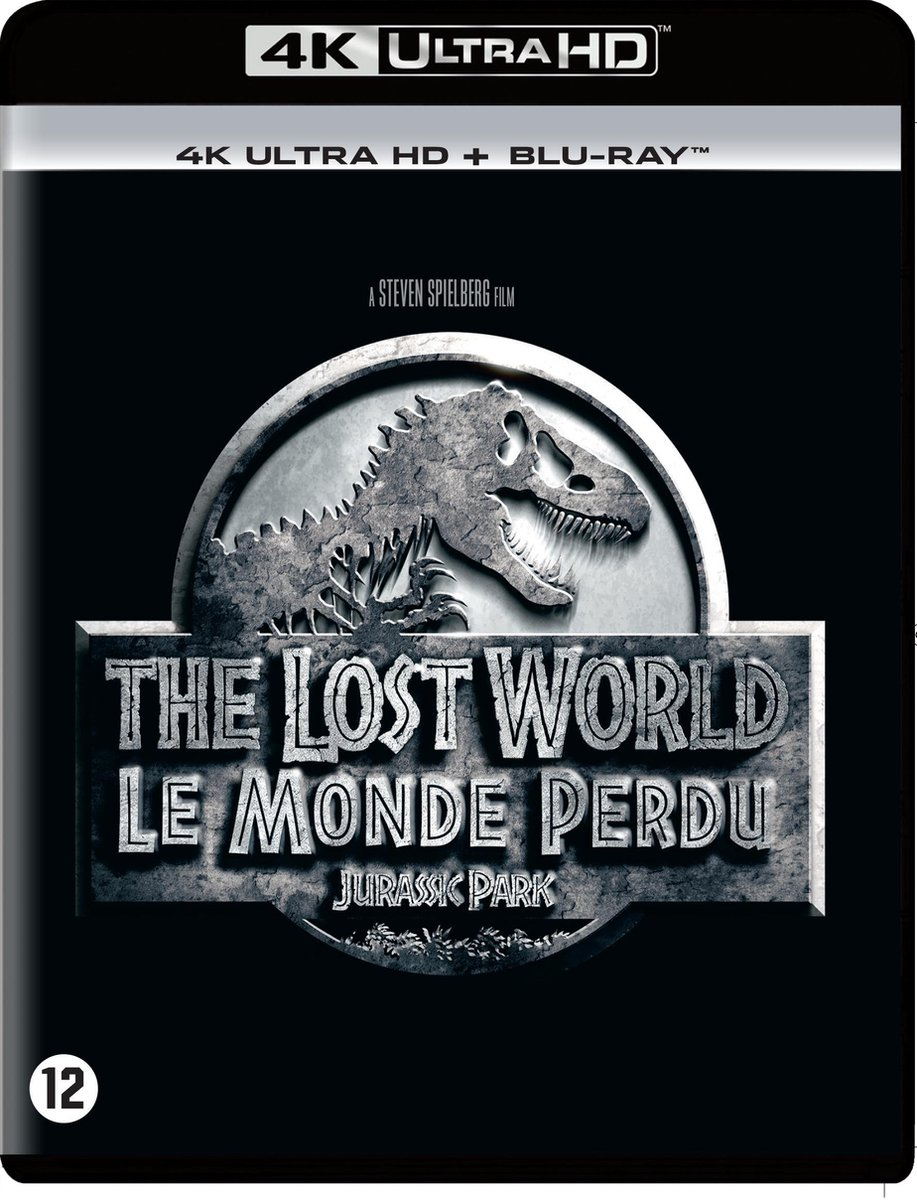 The Lost World: Jurassic Park (4K Ultra HD Blu-ray)-