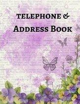 Telephone & Address Book