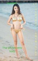 Thai girl hot Top 10