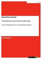 Föderalismus und Finanzverfassung