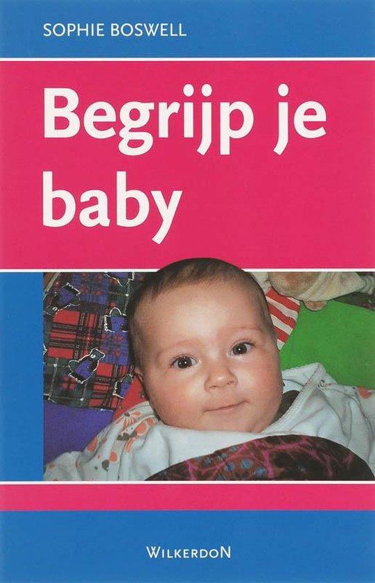 Cover van het boek 'Begrijp je baby'
