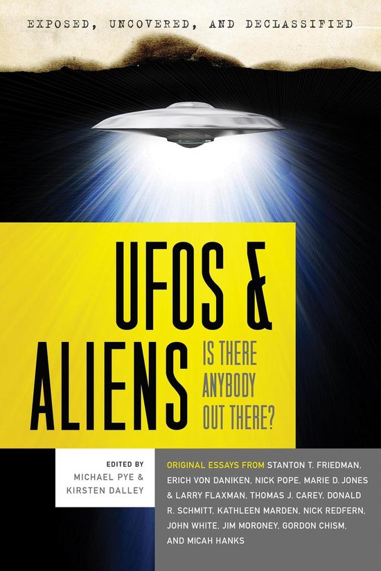 Boek cover Exposed, Uncovered & Declassified: UFOs and Aliens van Stanton T. Friedman (Onbekend)