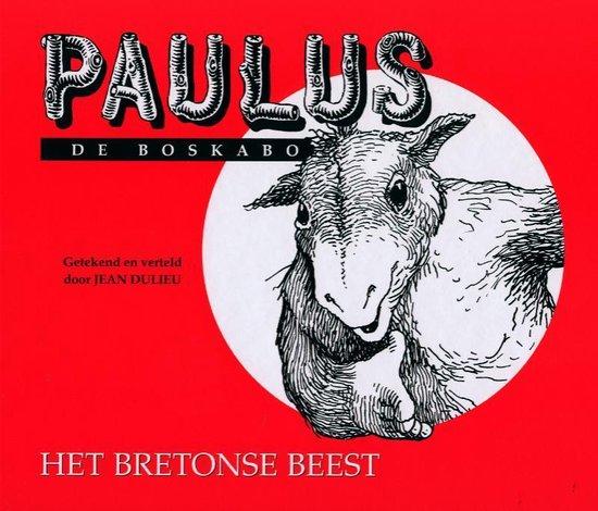 Paulus de boskabouter / 21 het bretonse beest - Jean Dulieu  
