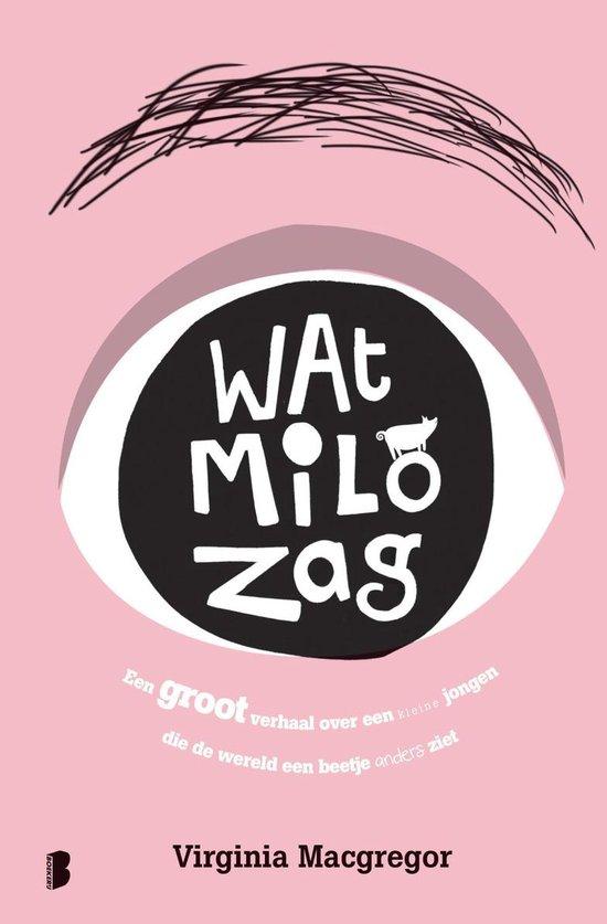 Wat Milo zag - Virginia Macgregor pdf epub