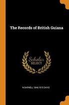 The Records of British Guiana