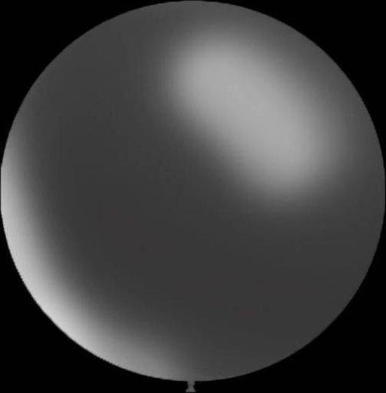 Mega grote transparante ballon 90 cm