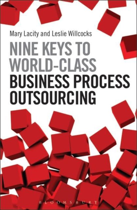 Nine Keys to World-Class Business Process Outsourcing