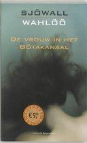 De vrouw in het Gotakanaal