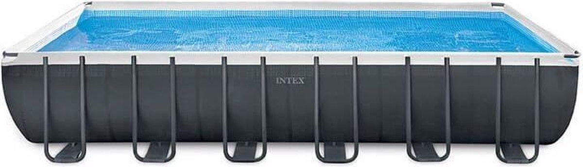 Intex Ultra Extreme Frame zwembad 732 x 366 x 132 cm (met reparatiesetje)
