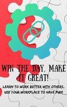 Boek cover Win The Day, Make It Great! van Nicholas Pavone