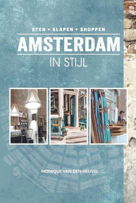 Amsterdam in stijl - Monique van den Heuvel   Readingchampions.org.uk