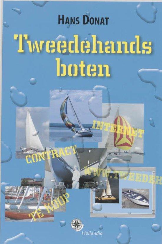 Tweedehands boten - Hans Donat  