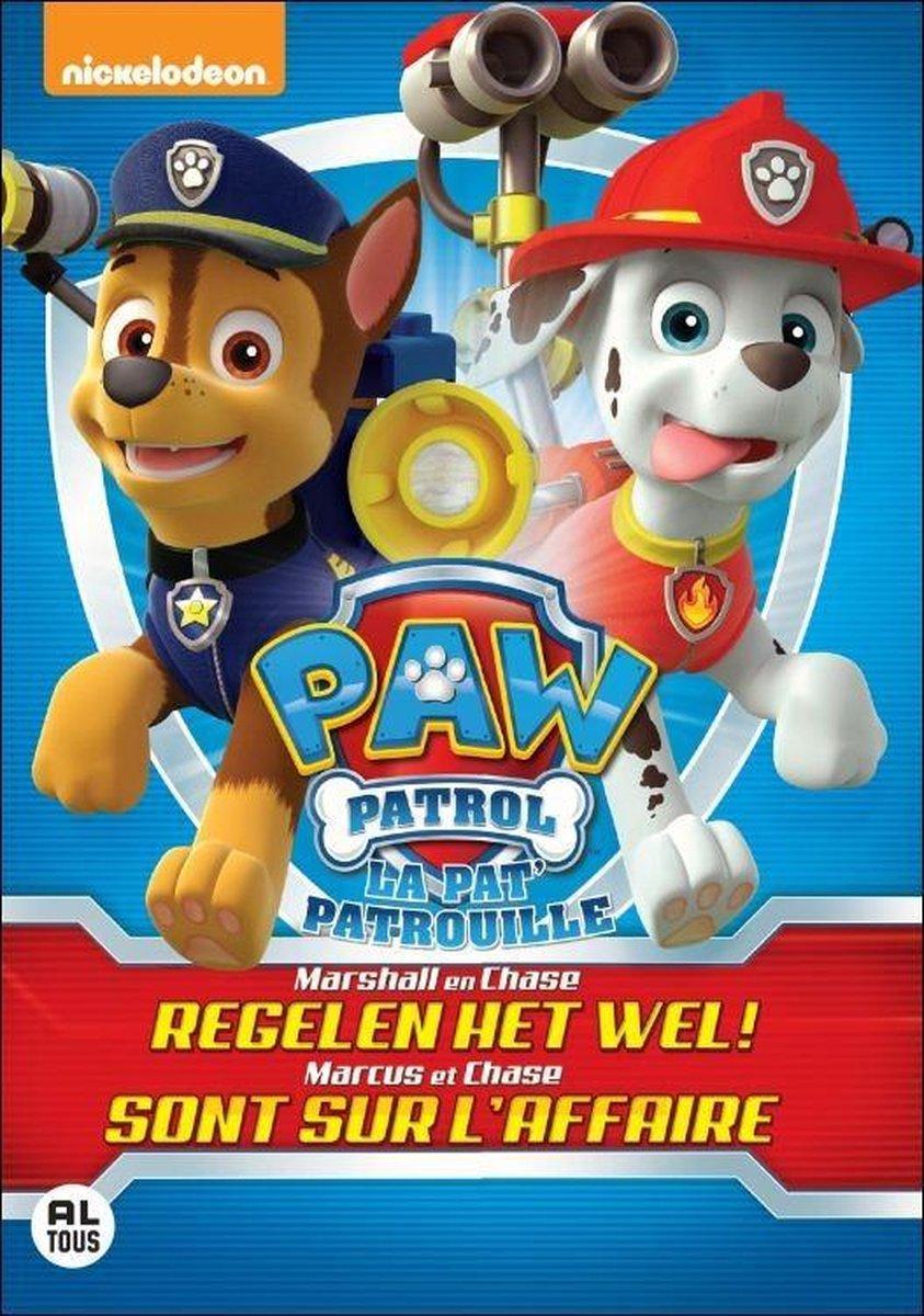 Paw Patrol - Volume 2: Marshall En Chase Regelen Het Wel - Animation
