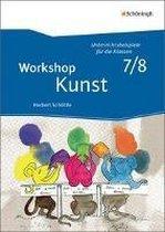 Workshop Kunst 2, Unterrichtsbeispiele für die Klassenstufen 7/8