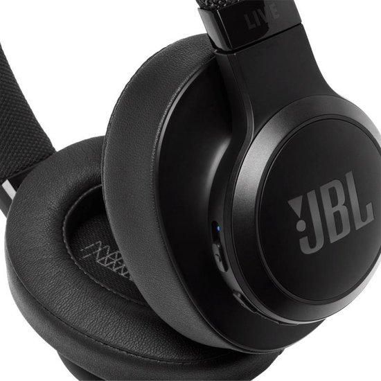 JBL Live 500BT - Over-ear Bluetooth Koptelefoon - Zwart